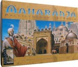 Maharadja - Paleizenbouw in India Bordspel