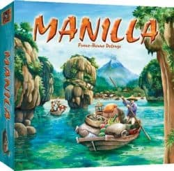 Manilla Bordspel 999 Games