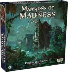 Mansions of Madness - Path of the Serpent Bordspel Uitbreiding