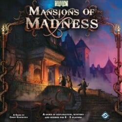 Mansions of Madness spel doos box Spellenbunker.nl