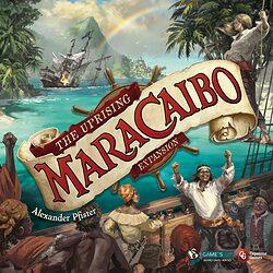 Maracaibo: The Uprising spel doos box Spellenbunker.nl