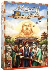 Marco Polo II - Op Bevel Van De Khan Bordspel