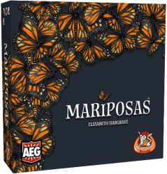 Mariposas Bordspel White Goblin Games