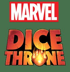 Marvel Dice Throne spel doos box Spellenbunker.nl