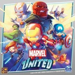Marvel United spel doos box Spellenbunker.nl