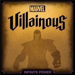 Marvel Villainous: Infinite Power spel doos box Spellenbunker.nl