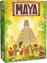 Maya Bordspel White Goblin Games
