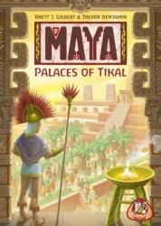 Maya: Palaces of Tikal spel doos box Spellenbunker.nl