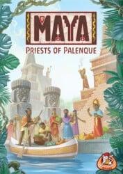 Maya: Priests of Palenque spel doos box Spellenbunker.nl