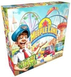 Meeple Land Geronimo Games Bordspel