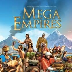 Mega Empires spel doos box Spellenbunker.nl