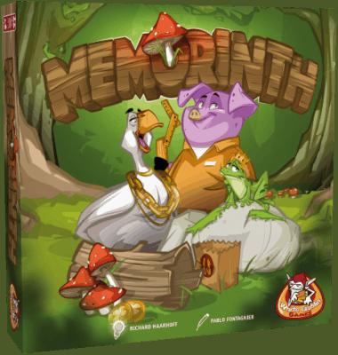 Memorinth White Goblin Games