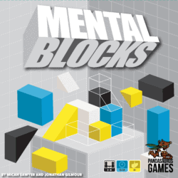 Mental Blocks spel doos box Spellenbunker.nl