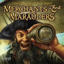 Merchants & Marauders spel doos box Spellenbunker.nl