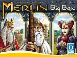 Merlin: Big Box spel doos box Spellenbunker.nl