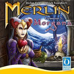 Merlin: Morgana Expansion spel doos box Spellenbunker.nl