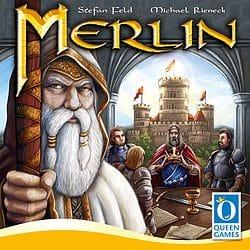 Merlin spel doos box Spellenbunker.nl