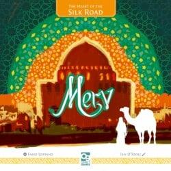 Merv: The Heart of the Silk Road spel doos box Spellenbunker.nl