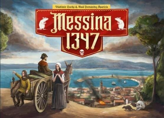 Messina 1347 spel doos box Spellenbunker.nl