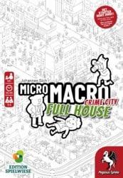 MicroMacro: Crime City – Full House spel doos box Spellenbunker.nl