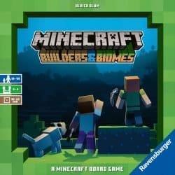 Minecraft - Builders & Biomes Bordspel