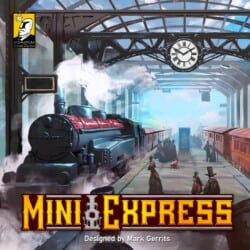 Mini Express spel doos box Spellenbunker.nl