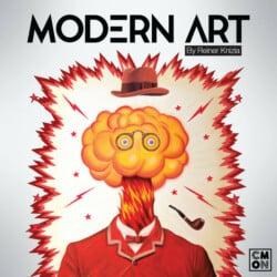 Modern Art spel doos box Spellenbunker.nl