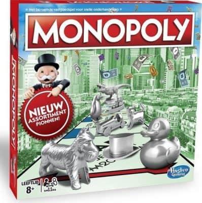 Monopoly Classic Nederland Bordspel Klassieker