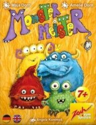 Monster Meister spel doos box Spellenbunker.nl