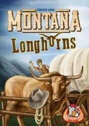 Montana: Longhorns spel doos box Spellenbunker.nl