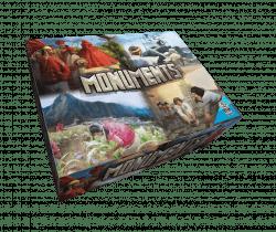 Monuments Bordspel Keep Exploring Games