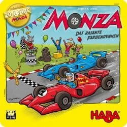 Monza 20th Anniversary Bordspel Kinderspel HABA