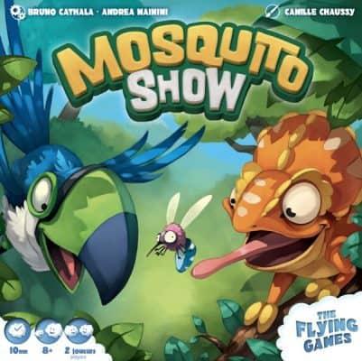 Mosquito show Bordspel