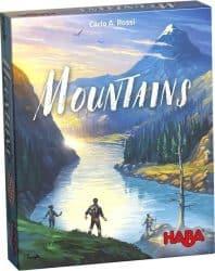 Mountains HABA Bordspel