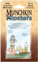 Munchkin - Hipsters Kaartspel Uitbreiding