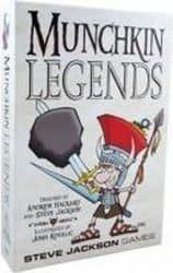 Munchkin - Legends Kaartspel