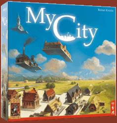 My City Bordspel 999 Games