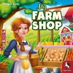 My Farm Shop spel doos box Spellenbunker.nl