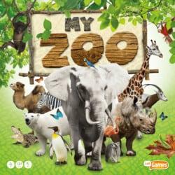 My Zoo spel doos box Spellenbunker.nl