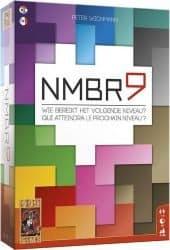 NMBR 9 Bordspel