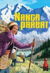 Nanga Parbat spel doos box Spellenbunker.nl