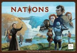 Nations spel doos box Spellenbunker.nl