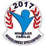 Nederlandse Spellenprijs 2017 - Familieprijs