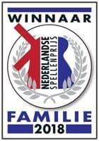 Nederlandse Spellenprijs 2018 - Familieprijs