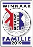 Nederlandse Spellenprijs 2019 Familie