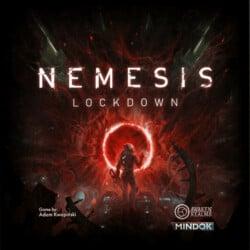 Nemesis: Lockdown spel doos box Spellenbunker.nl