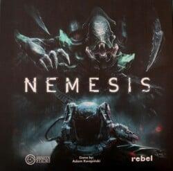 Nemesis spel doos box Spellenbunker.nl