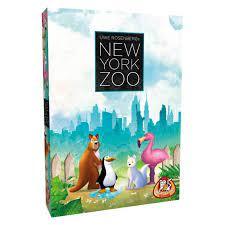 New York Zoo bordspel doos