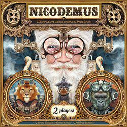 Nicodemus spel doos box Spellenbunker.nl