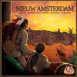 Nieuw Amsterdam Bordspel White Goblin Games